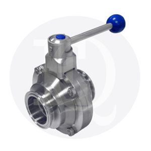 Ball Valve type butterfly